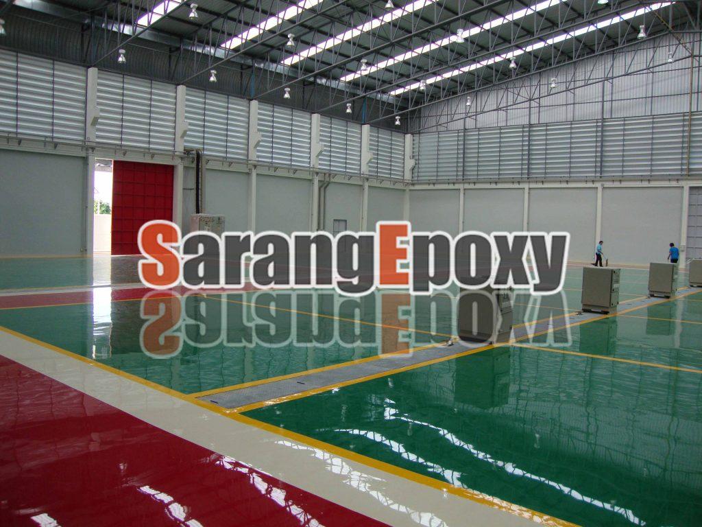 Harga epoxy lantai jakarta
