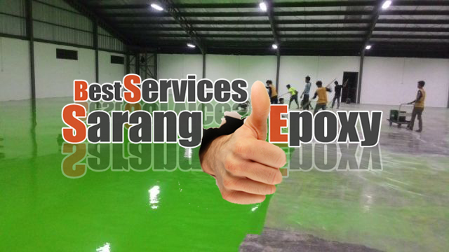 jasa epoxy floor