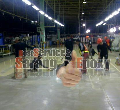 Jasa Epoxy Lantai Medan