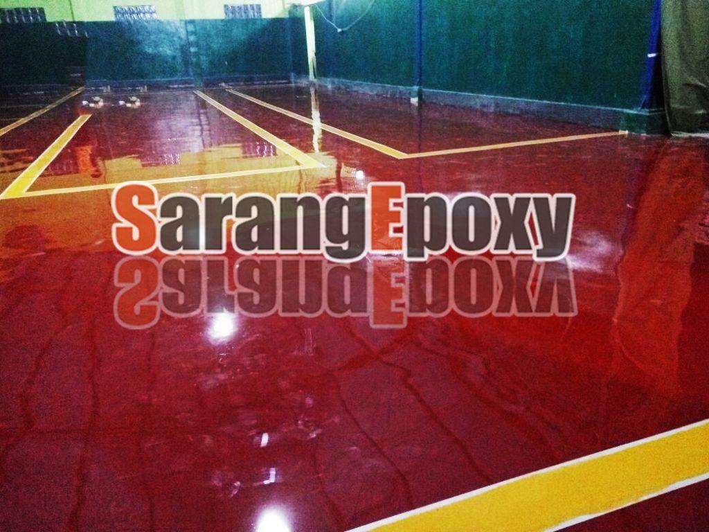 Jasa Epoxy Floor Coating